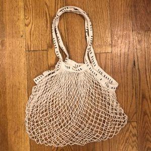 Brand new Ted Baker netting tote bag